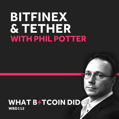 Phil Potter on Bitfinex and Tether