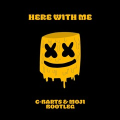 Marshmallo x CHVRCHES - Here With Me (C-Barts x MOJI Bootleg)