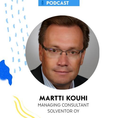 BIT insider #9 - Martti Kouhi, Solventor Oy