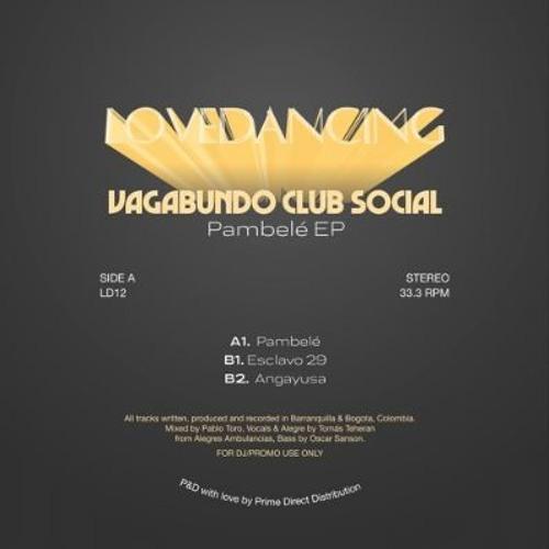 LD12 Vagabundo Club Social - Pambele EP [Lovedancing]