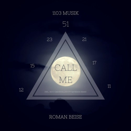 Roman Beise - Call Me (No Strings Mix)