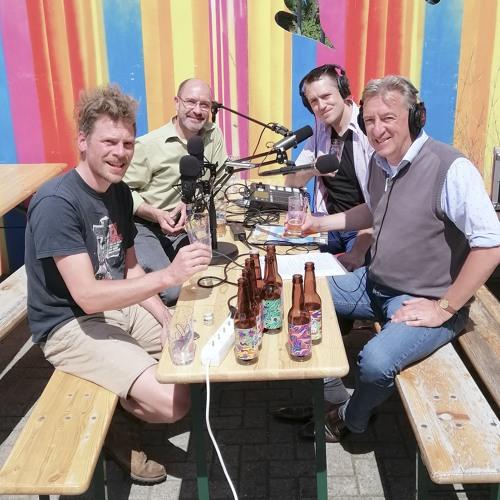 BrewPod - Podcast 5 (juni 2019) // Oedipus Brewing Amsterdam