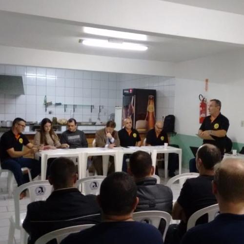 17 06 19 - Repórter APRASC - Regional Alto Vale do Itajaí realiza reunião em Rio do Sul