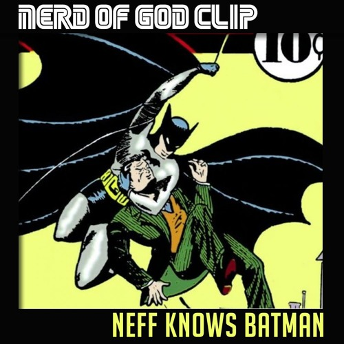 NEFF KNOWS 80 Years of Batman