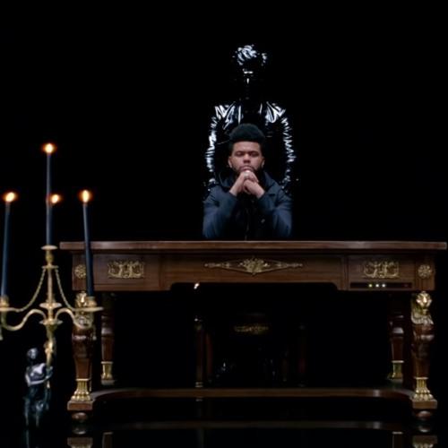 Gesaffelstein & The Weeknd - Lost In The Fire (Allure Remix