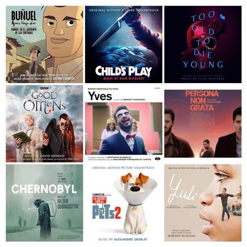 Emission mensuelle (ÉTÉ 2019, l'intégrale) • La Musique de film, sur Aligre FM