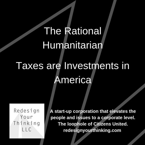 Taxes Are Investments
