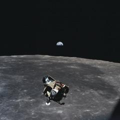 "Lunar Descent - From the soundtrack to ""NASA Explorers: Apollo"""