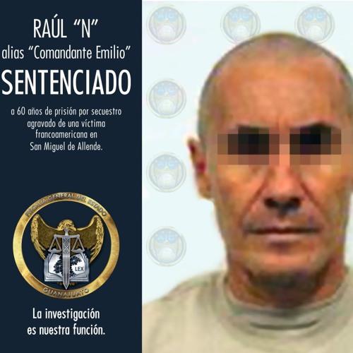 (#AUDIO)SECUESTRADOR EN SAN MIGUEL DE ALLENDE, FUE CONDENADO A 60 AÑOS EN PRISIÓN