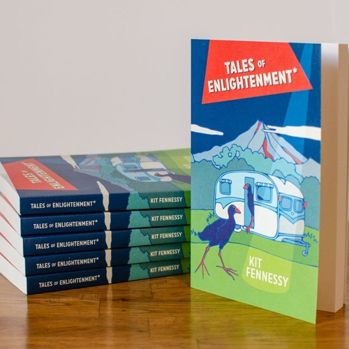 Triple R Radio Review; Kit Fennessy's Tales of Enlightenment