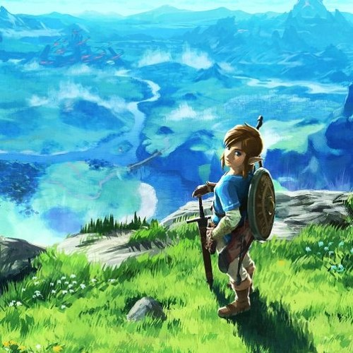 The Legend Of Zelda Breath Of The Wild Ost Final Boss Dark