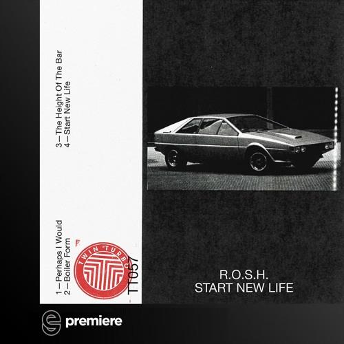 Premiere: R.O.S.H. - Boiler Form - Turbo Recordings