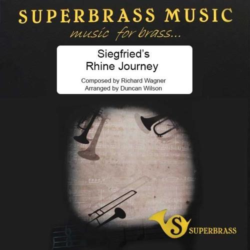 Siegfried's Rhine Journey Brass Band SAMPLE