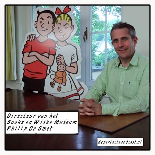 Suske en Wiske en de Perfecte Podcast #7: Philip de Smet