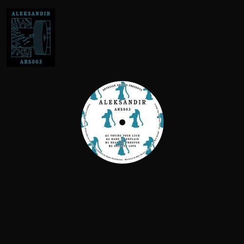PREMIERE: Aleksandir - Hard To Explain [Artesian Sounds]