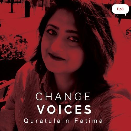 Episode 8 - Flight Lieutenant Quratulain Fatima talks about technology for peacebuilding