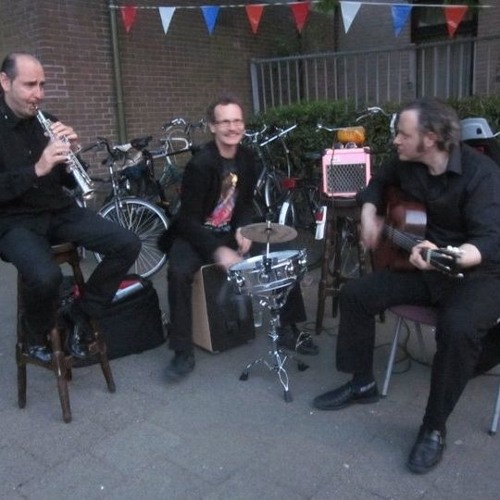 Nice Company2 - Trio - With Sax, Vocals/Cajon, Gitaar - Vocale versie;  Aqua De Beber
