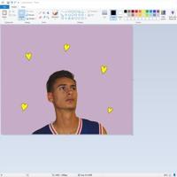 Yellow Hearts Artwork