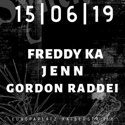 Gordon Raddei / 15.06.19 / SynthiCat Karlsruhe