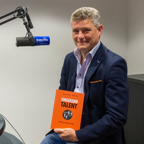 Bartel Geleijnse over zijn boek 'Ongekend talent' - New Business Radio 18 juni 2019
