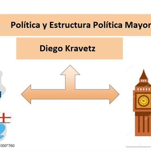 Diego Kravetz Política Y Estructura Política Mayor By