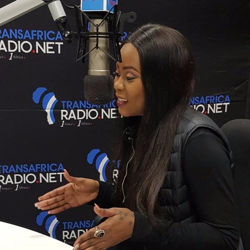 SA Female Music Artist- NAIMA KAY -on THE MORNING MAYHEM With THABANG 18:05:2019