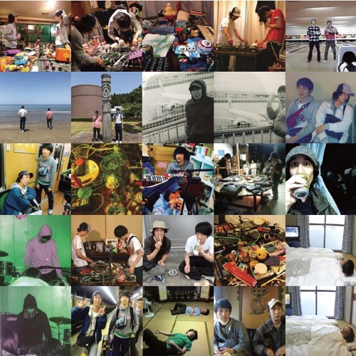 """doeru park"" album trailer mix / shibata & asuna (gtb-004)→NEW!"