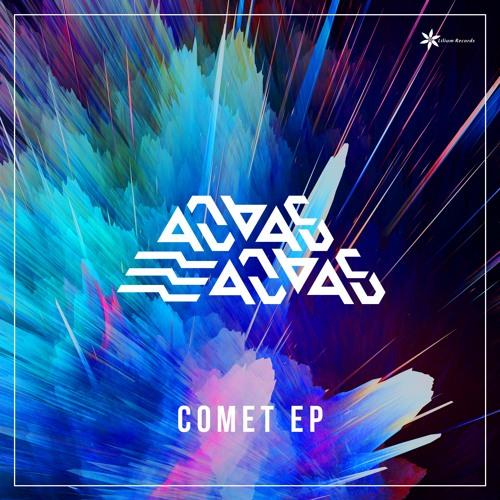 anubasu-anubasu - Comet EP