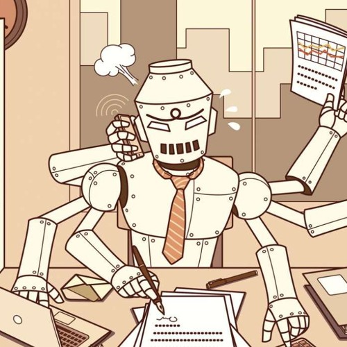 A machine did my expenses: How automation's benefits filter throughout the business