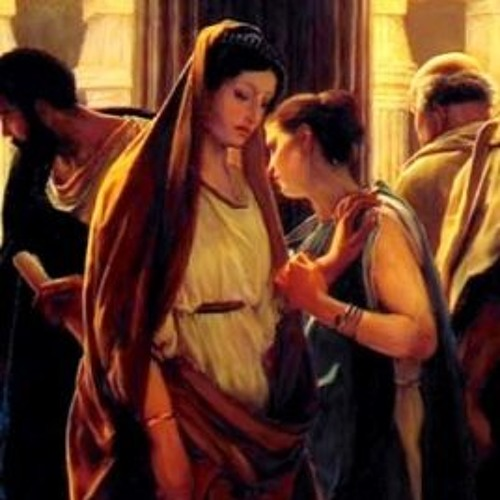 Why Pilate's Wife?