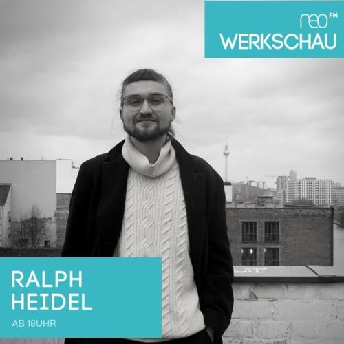 neoFM Werkschau mit Ralph Heidel