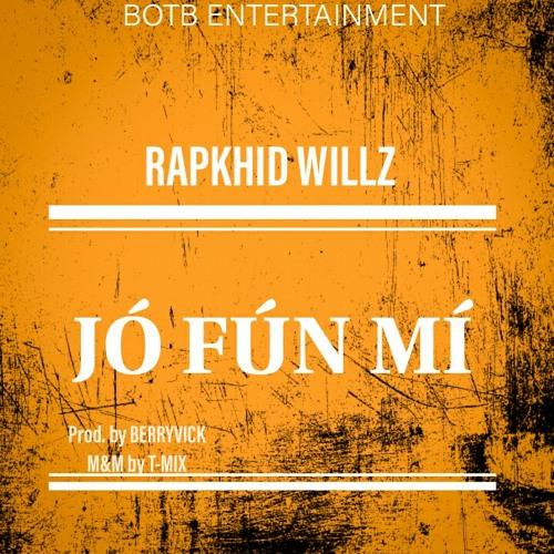 Rapkhid Willz-Jo fun mi (Dance for me)