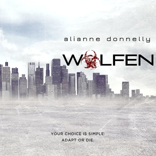 Author Reading Of Wolfen by Alianne Donnelly