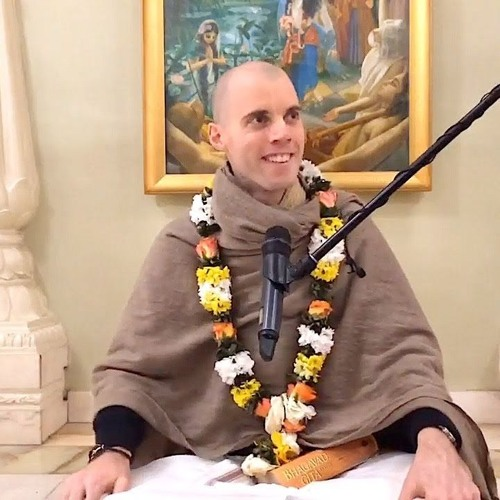 Śrīmad Bhāgavatam class on Wed 19th June 2019 by Tirthapada Dāsa 4.23.1-3