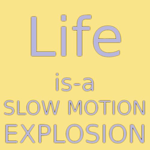 Little Saigon Report #127: Life is-a Slow Motion Explosion!