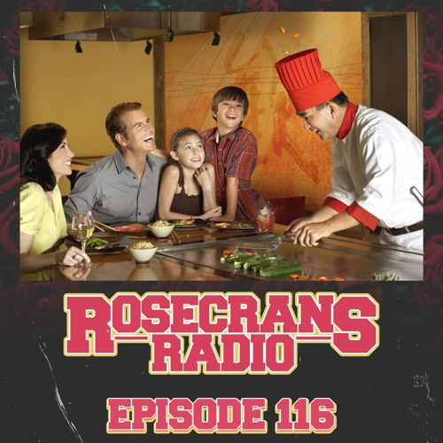 Rosecrans Radio Episode 116: Pigeon Food