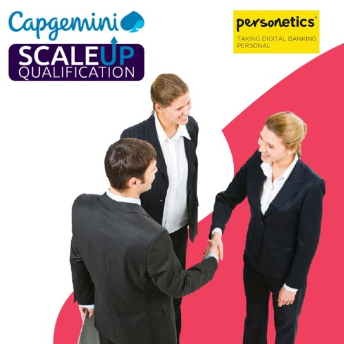 Qualified ScaleUp Personetics specializes in AI-based self driving finance solutions