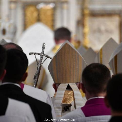 Le Mot De L'info 24 juin - Évolutions des mœurs dans l'Église