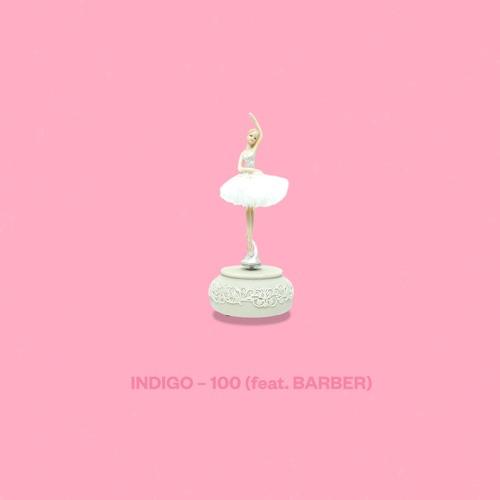 Indigo ‒ 100 (feat. SKiNNY BARBER) [prod. ConspiracyFlat]