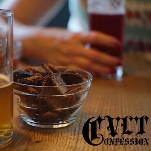 Cvlt Confession - Riga