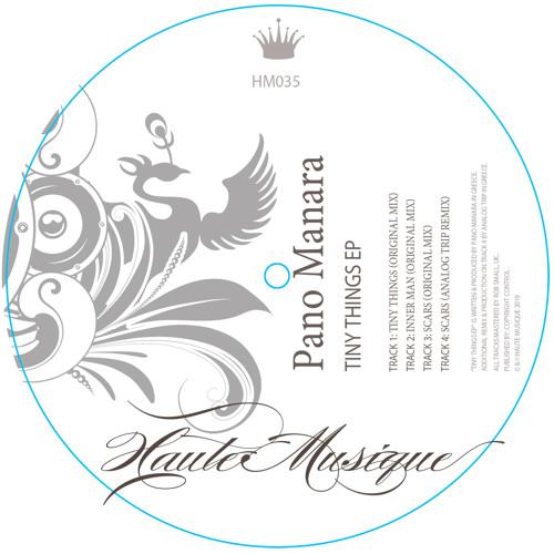 HM035 : Pano Manara - Tiny Things (Original Mix)