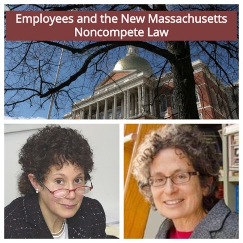 Employees and the New Massachusetts Noncompete Law