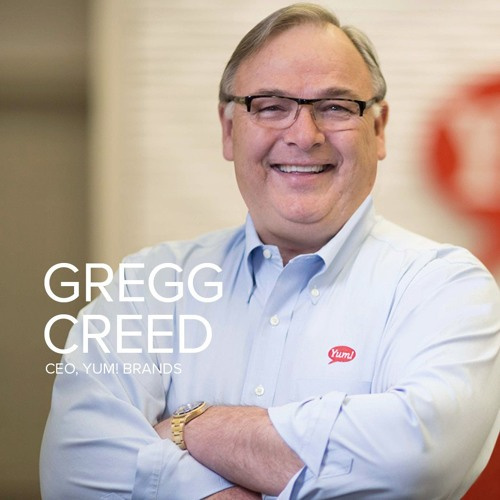 Greg Creed, CEO of Yum! Brands | #63