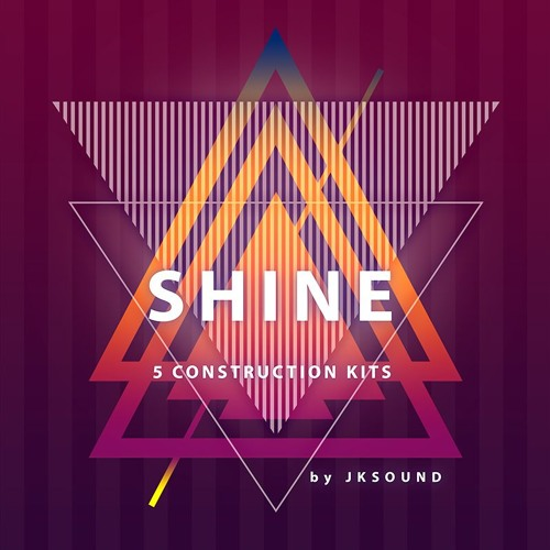 Shine (5 Construction Kits,35 Spire presets)