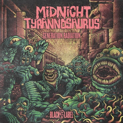 Midnight Tyrannosaurus X Cromatik - Assimilate