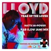 💎 RnB Slow Jams Mix YEAR OF THE LOVER 💋 ft. Lloyd, Jamie Foxx, Neyo R.Kelly Rihanna Beyonce &more