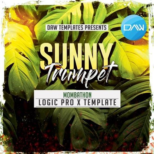 Sunny Trumpet Logic Pro X Template Mombathon