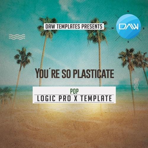 You´re so plastic Logic Pro X Template