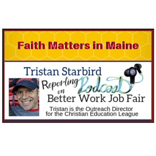 Tristan Starbird Interviews Pastor Craig Riportella