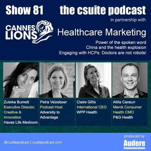 Show 81 - Healthcare Marketing - Cannes Lions 2019